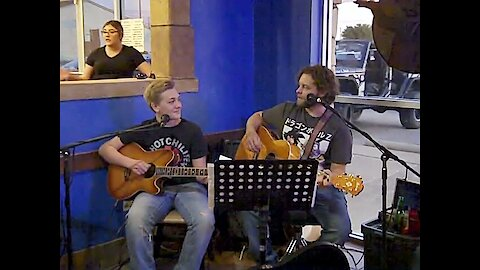 """Father And Son Duo """"Don't Cry"""" (Guns N' Roses) Cover"""