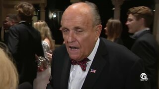 Giuliani: I would testify at impeachment trial