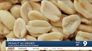More adults allergic to peanuts than kids, study details prevalence of allergen