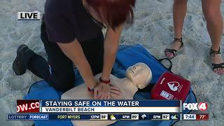 What you need to know to stay safe on the water -- 7:30am live report - Video