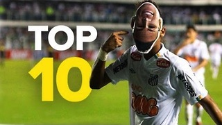 Top 10 Crazy Red Cards - Video