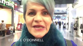 UK transgender woman asks women questions only trans people get asked - Video
