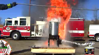 Boise Fire Thanksgiving cooking safety tips - Video