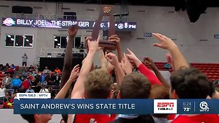 Saint Andrews wins 3a State Championship