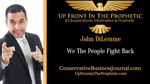 We The People Must Fight Back!