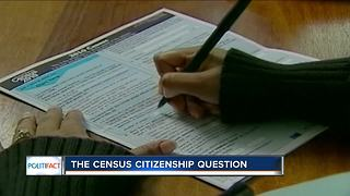PolitiFact Wisconsin: 2020 Census Citizenship Question - Video