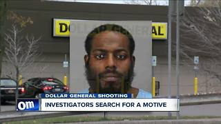Motive still unclear in Dollar General shooting - Video