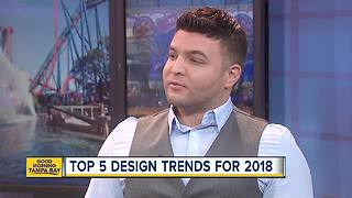 Home Design Trends for 2018 - Video
