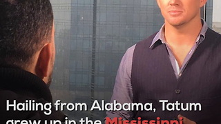 Channing Tatum Is a Country Boy at Heart - Video