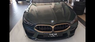 BMW M8 Competition limited edition 1/400