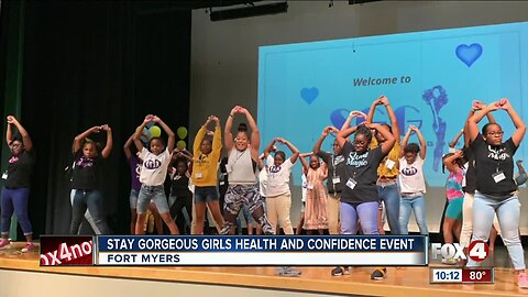 Stay Gorgeous Girls event encourages confidence in local girls