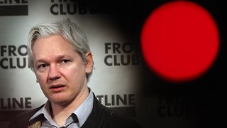 Wikileaks: Julian Assange Being Spied On