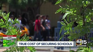 How much would it cost to arm teachers in Arizona? - Video