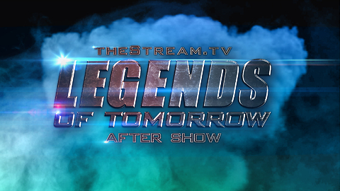 "Legends of Tomorrow Season 2 Episode 15 ""Fellowship of the Spear"" After Show"