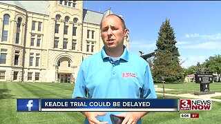 Keadle Trial Could Be Delayed