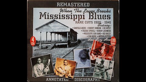 Mississippi Jook Band (1936) [Complete Recordings]