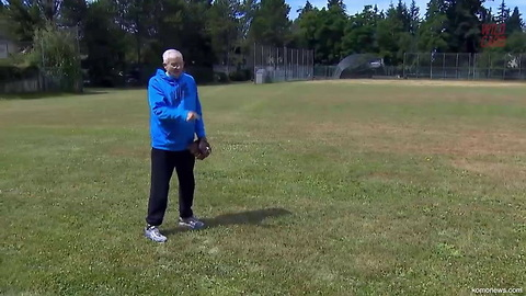 Meet The Father And Son Who Haven't Stopped Playing Catch In 49 Years