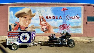 Riding For A Cure-Ride Around Texas Day 02