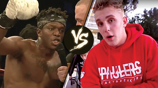 Jake Paul Sends His Dad to Fight KSI for Him