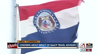 Some concerned about impact of NAACP travel advisory - Video