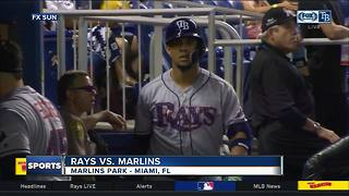 Miami Marlins bounce back from 16-inning loss to beat Tampa Bay Rays 3-0
