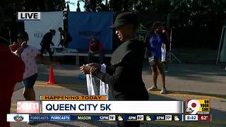 Vibe Cincinnati Queen City 5K raises scholarship money