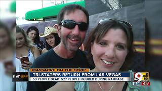 Last-minute change kept this couple away from deadly concert - Video