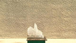 Ice sculpture time lapse