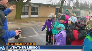 TODAY'S TMJ4 Storm Chaser Student Tour - Video