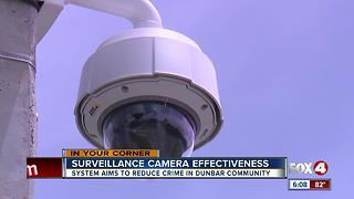 Are cameras in Dunbar reducing crime? - Video