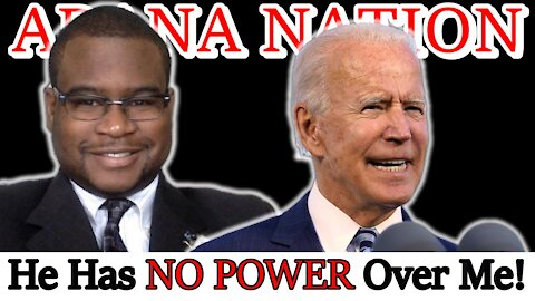 Joe Biden is NOT President, and The NWO Has No Power! | ARANA NATION