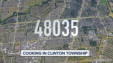 Inspector report cards detail problems at three Clinton Township restaurants
