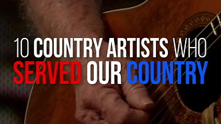 10 Country Stars Who are Veterans