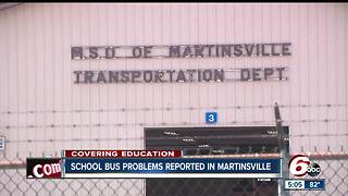 Martinsville school district bus drivers wants routes reconfigured - Video