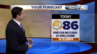 South Florida Tuesday morning forecast (5/29/18)