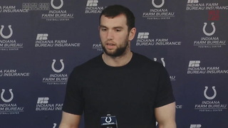 Andrew Luck Breaks Silence On His Condition - Video