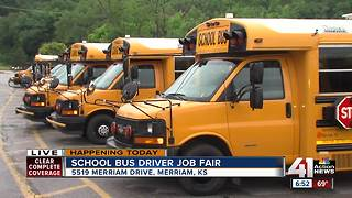 Metro area school bus companies hiring to cover all routes