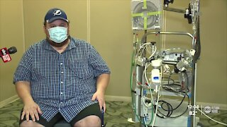 Pinellas County man meets doctors and nurses who saved him during battle with COVID-19
