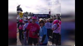 Man shares breast cancer survival story