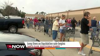 South Tampa Sam's Club among stores closing - Video