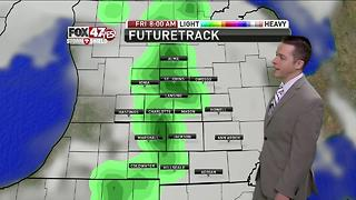 Dustin's Forecast 6-8 - Video