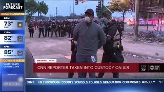 VIDEO: CNN crew arrested live on air while covering Minneapolis protests