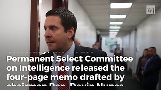 FISA Memo Released - Video