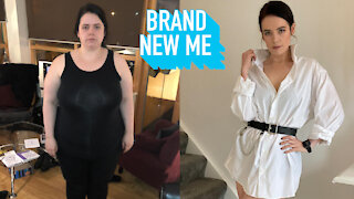 I Lost Half My Bodyweight - In Just One Year | BRAND NEW ME