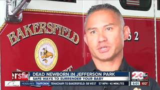 Baby dies after being born at Jefferson Park - Video