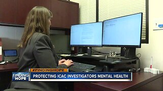 #FindingHope: Protecting ICAC investigators mental health