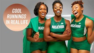 Nigeria's first bobsled team has echoes of '88 - Video