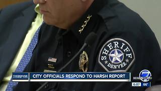 City officials respond to harsh report - Video