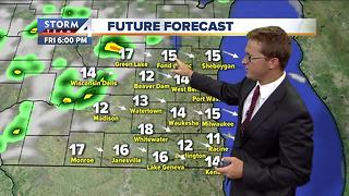 Brian Niznansky's 12P Storm Team 4Cast - Video