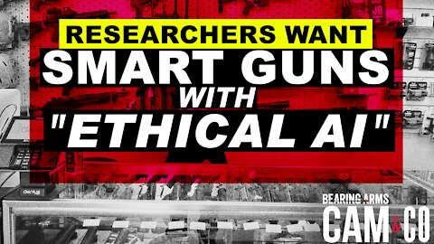 "Researchers Want To Equip Smart Guns With ""Ethical AI"""